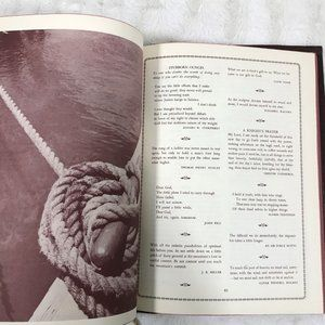 Vintage Accents - Vintage Poetry Book